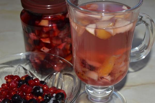 Pečený čaj zahreje v zime, ale osvieži v lete