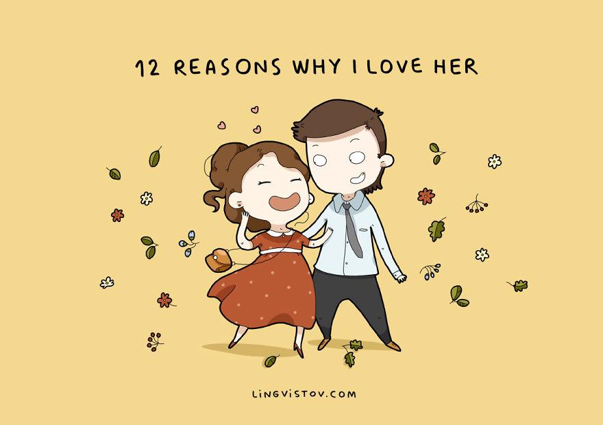 """Trefné dôvody, prečo muži """"milujú"""" ženy"""
