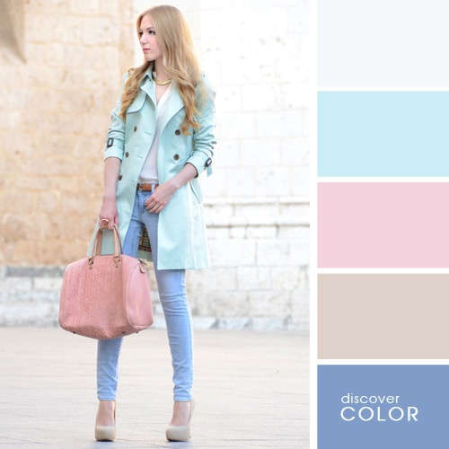 Kombinujte farby pri obliekaní! 15 tipov od nás vám určite pomôže
