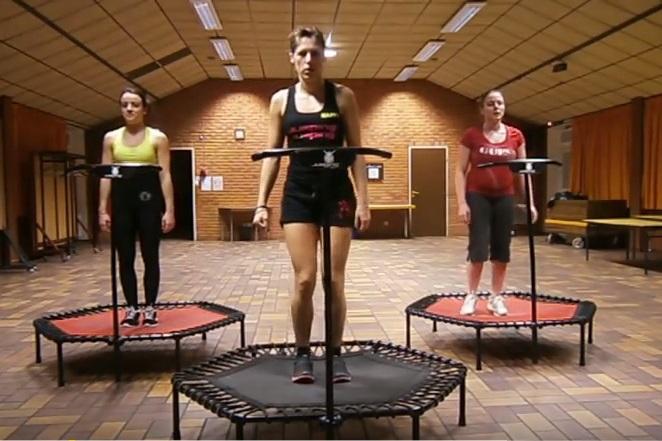 Jumping. Originálne cvičenie na trampolíne, vďaka ktorému schudnete!