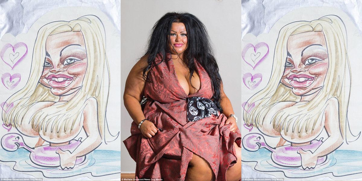 Žena, ktorá sa chcela podobať na svoju karikatúru minula viac ako 134 000 libier za chirurgické zákroky. Podarilo sa jej to?