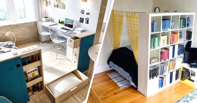 10 fantastických trikov pre zväčšenie malého bytu