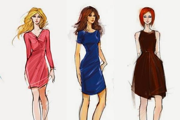 Ste brunetka, blondínka alebo ryšavka? Podľa vlasov určíte farby, ktoré sa k vám najviac hodia!