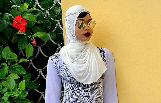 Moslimská blogerka Naballah mení štýl žien! Zmena imidžu moslimky nie je tabu!