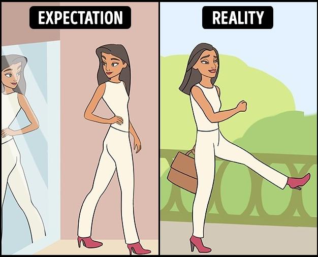 Pravda o vysokých podpätkoch! Toto zažíva takmer každá žena kvôli kráse