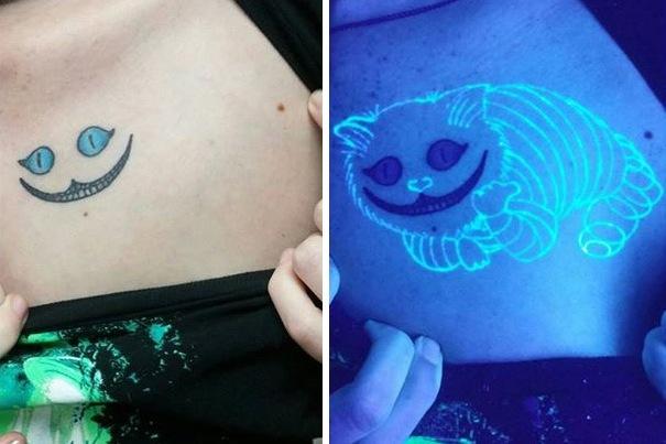 Nasledujúce tetovania ťa presvedčia, že nie všetko je tak, ako sa na prvý pohľad zdá…
