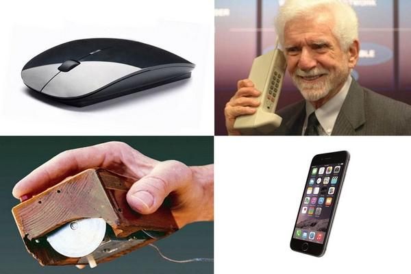 Pamätáte si, ako vyzerali mobily, televízory, tlačiarne či počítače niekedy? Prezradíme vám to…