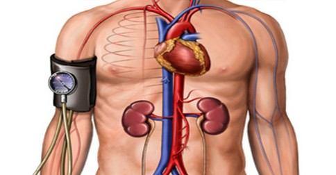 Tabuľka, ktorá hovorí o tom, aký by ste mali mať krvný tlak podľa veku