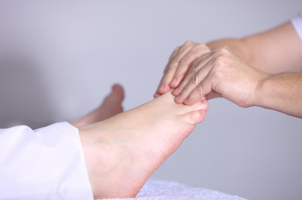 Neignorujte bolesti nôh, pretože to môže mať niekedy smrteľné dôsledky!
