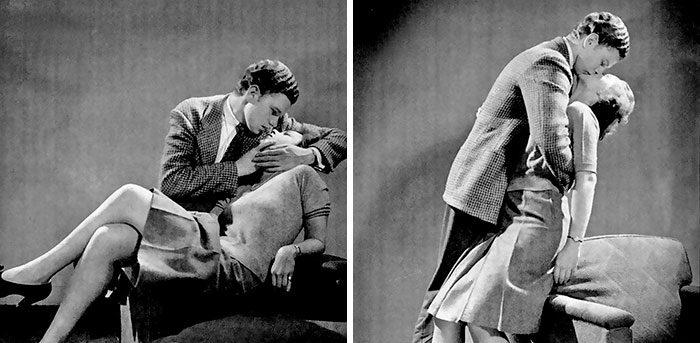 Sprievodca bozkávaním z roku 1947 je stále aktuálny: Ako sa správne bozkávať?!