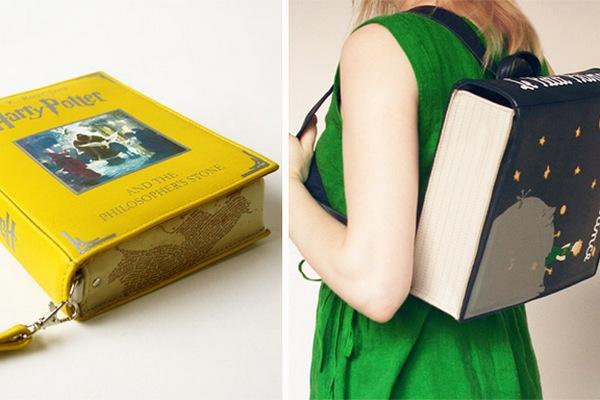 """Mať svoju obľúbenú knihu vždy """"po ruke"""" nebolo nikdy jednoduchšie. S tou taškou sa to dá!"""