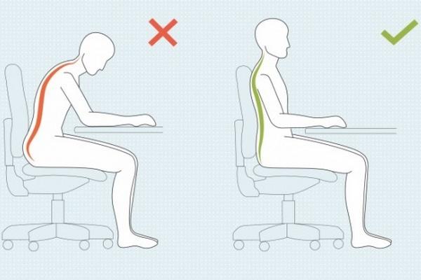 Potrebujete zlepšiť držanie tela? Tieto 4 jednoduché cviky vám pomôžu