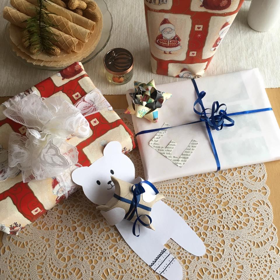 Darčeky máš už kúpené, no ešte nevieš, ako ich zabalíš? Kreatívne tipy nájdeš tu!