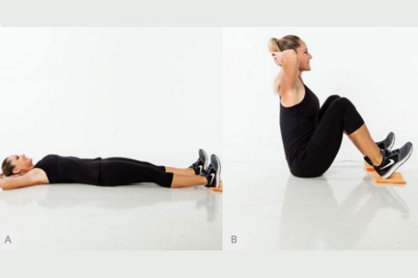 Jednoduchý 3 minútový tréning brucha v 5 cvikoch. Skúste ho s nami