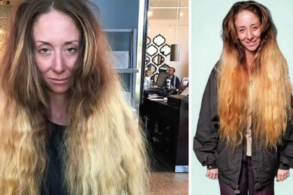 Najdrastickejšia premena roku 2017. Sledujte, na akú kočku sa vďaka novým vlasom zmenila táto žena