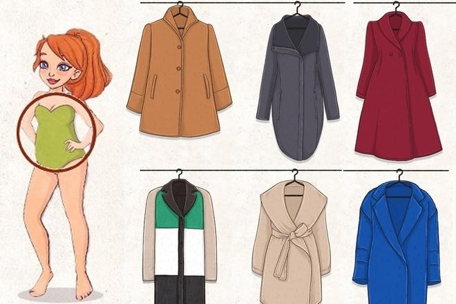 Vyberte si kabát, ktorý vás zahreje a najviac pristane vášmu typu postavy! Pomôžeme vám s tým