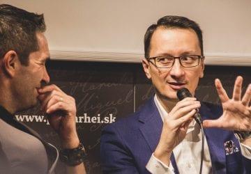 Jozef Karika, autor knihy Trhlina: Mojou podmienkou bolo, aby som si vo filme zahral dôstojnú rolu