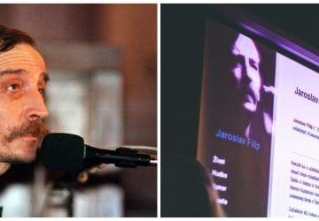 FOTO: Jaro Filip je online! Vbratislavskom KC-čku pokrstili jeho nový web