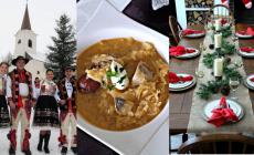 Pirohy, bobáľky či medový krížik na čelo. Aj toto sú vianočné jedlá, zvyky a tradície
