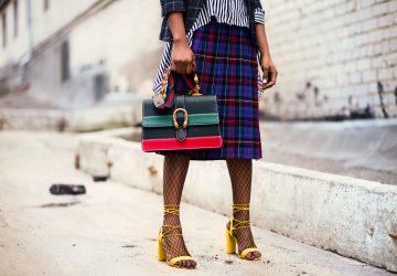 Ponožky v lodičkách, oversize kabáty, vinyl. Najväčšie módne trendy 2018