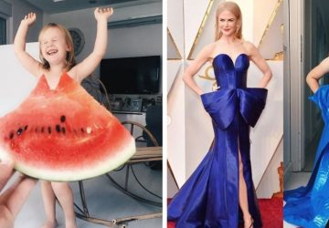 Neviete, aký program by ste urobili deťom? Skúste módnu prehliadku z ovocia a zeleniny, inšpirovať sa môžete aj celebritami