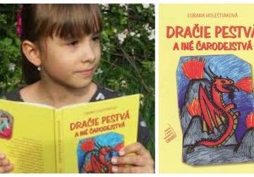 Táto Kysučanka je najmladšia spisovateľka na Slovensku. Má len 10 rokov