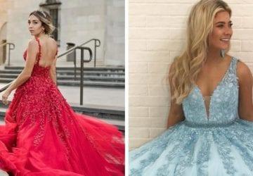 Plesová sezóna: Neviete, čo si tento rok obliecť? Inšpirujte sa týmito nádhernými róbami