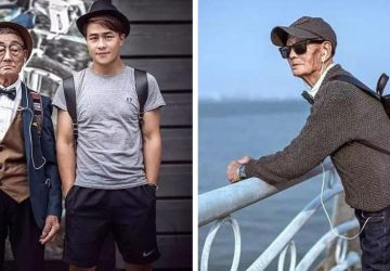 Štýlový v každom veku: Tento pán má 85 rokov, no obliekaním by mohol pokojne konkurovať aj mladým