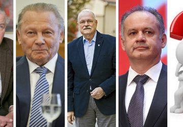 Kto bude ďalší? Slovensko si dnes volí hlavu štátu