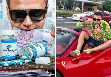 King Dubaj šokoval verejnosť výživovým doplnkom na podporu mozgovej aktivity. Objavili sa naň hanlivé komentáre