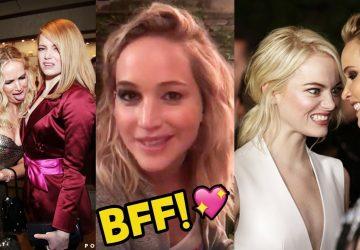 Existujú priateľstvá v Hollywoode? Tieto fotografie známych osobností vás presvedčia, že áno!