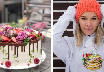 Talentovaná cukrárka z LULU's bakery: Najkrajšie torty robím na konci dňa, keď som už úplne unavená a kúsok pred vyhorením